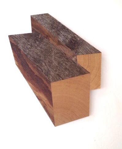 Robert Steng, 'Two Blocks of Oak', 2018