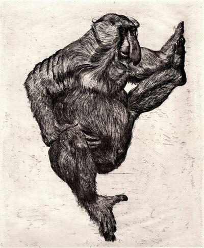 Hugo Wilson, 'Goodbye to Monkeys III', 2017