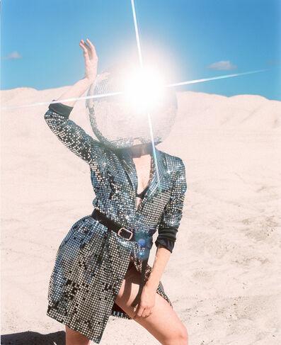 Karol Malecki, 'Disco Girl 4', 2021