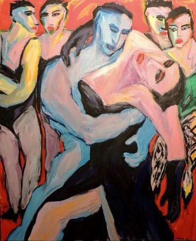 Jacqueline Gainon, 'Tango', 1984