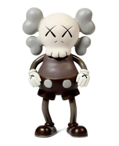 KAWS, 'Signed BXH Real Mad Hectic Companion', 1999