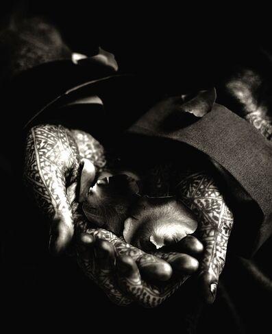 Albert Watson, 'Flower Seller's Hands, Marrakesh', 1989