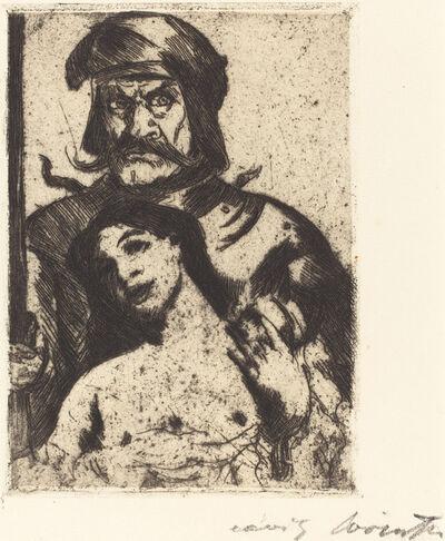 Lovis Corinth, 'The Knight (Der Ritter)', 1914