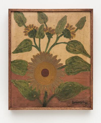 Amadeo Luciano Lorenzato, 'Girassol / Sunflower', 1976