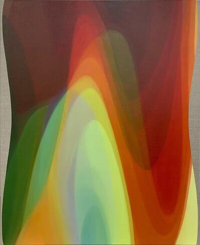 John Young, 'Spectrumfigure XIV', 2018