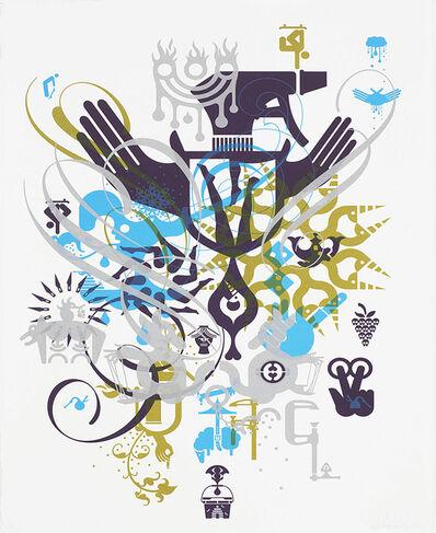 Ryan McGinness, 'Soma 1', 2012