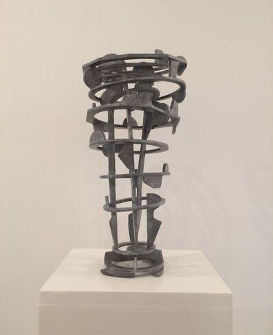 Joel Perlman, 'Gray Twister', 2017