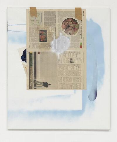 Michael Krebber, 'Untitled', 2004