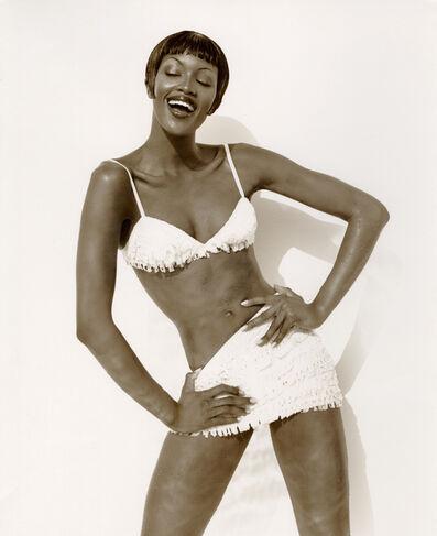 Herb Ritts, 'Naomi (Bikini 2)', 1992