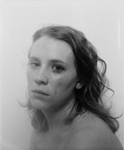 Matt Eich, 'Melissa (mascara running), Charlottesville,Virginia', 2016