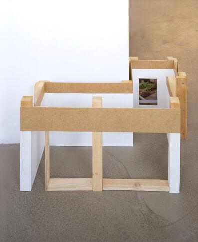 Tue Greenfort, 'Untitled (Galeriemodel)', 2002