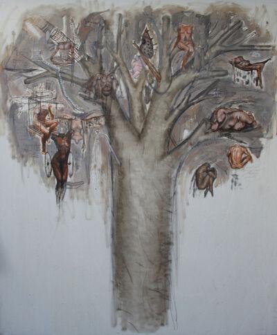 Prasert Yodkaew, 'Nareepol Tree', 2014