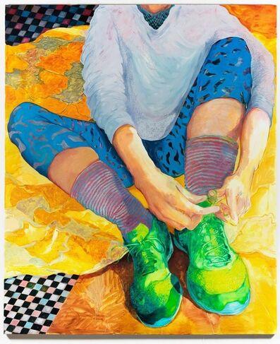 Rebecca Ness, 'Shoe Tier', 2019