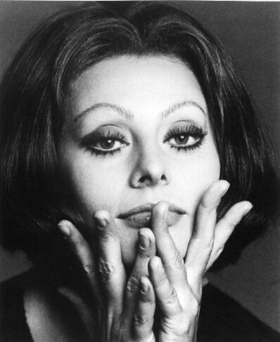 Francesco Scavullo, 'Sophia Loren (1971)', 2004
