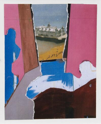 Dexter Dalwood, 'Brighton Bomb', 2006