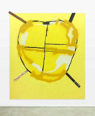 Torey Thornton, 'Out Of Body For Tee Tee On Glass', 2015