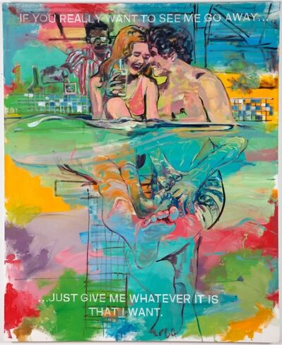 David Kramer, 'Just Give Me What I Want', 2010