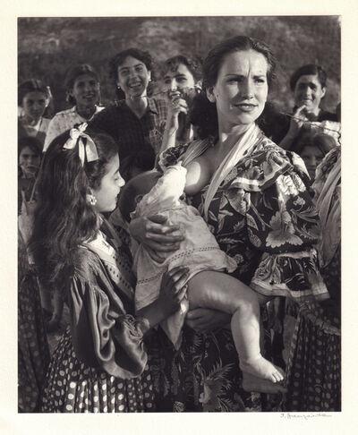 Jean Dieuzaide, 'La Gitane du Sacromonte', 1951