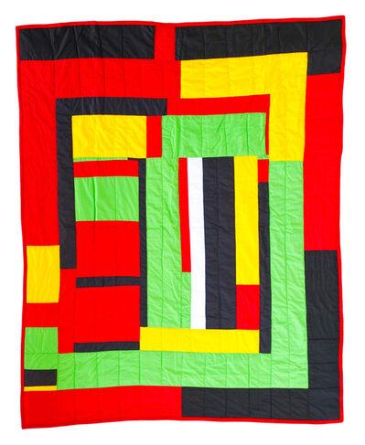 Loretta Pettway Bennett (Gee's Bend), 'UNTITLED', 2006