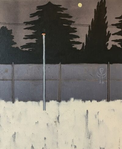 Francisco Rodriguez, 'Street at night', 2019