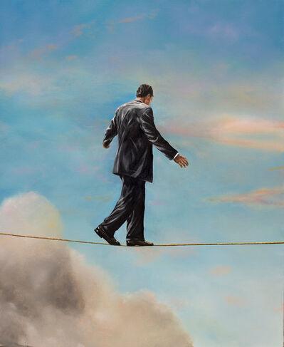 "Eric Zener, '""Into Blue Skies""', 2014"