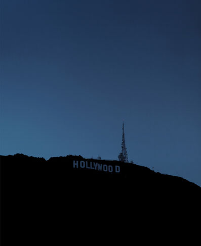 Aude Moreau, 'Untitled (Hollywood Sign)', 2015