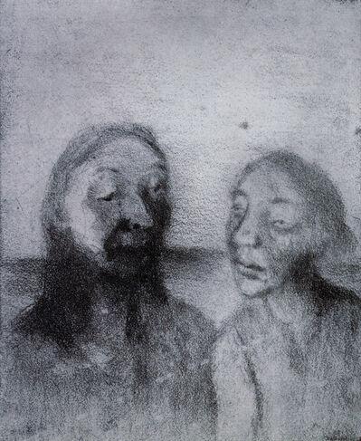 Celia Paul, 'Lucy and Alice', 2002
