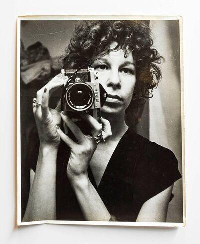 Nona Hatay, 'Vintage Silver Gelatin Rock and Roll Photogapher Nona Hatay Self Portrait', 20th Century