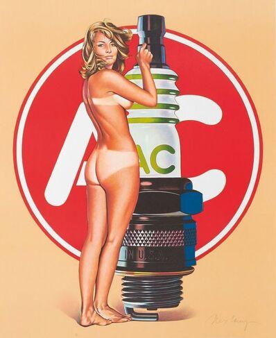 Mel Ramos, 'A.C. Annie', 1971