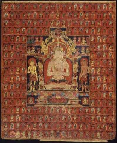 'The cosmic Buddha Vairochana', ca. 1275-1350