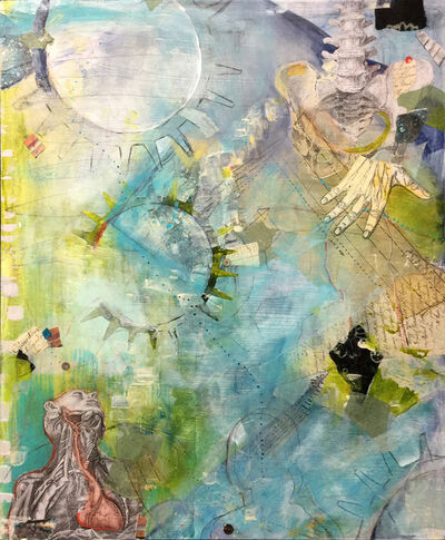 Robin Colodzin, 'Spine Grounds, Spirit Yearns', 2018