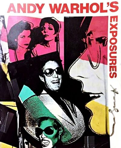 Andy Warhol, 'Exposures (Hand Signed Twice by Andy Warhol)', 1979
