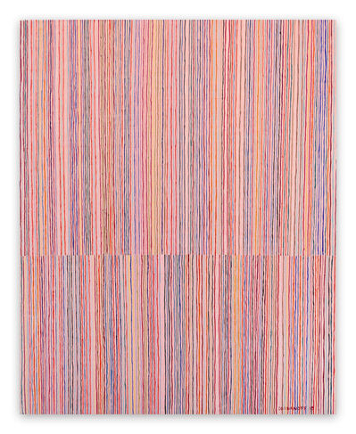 Jeremie Iordanoff, 'Petite coupure (Abstract painting)', 2018