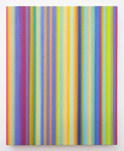 Tim Bavington, 'Costello Painting (Hidden Charms) Pt. 1', 2019