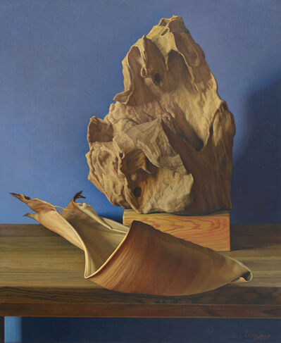 Claudio Bravo, 'Stone and Spathe', 2010