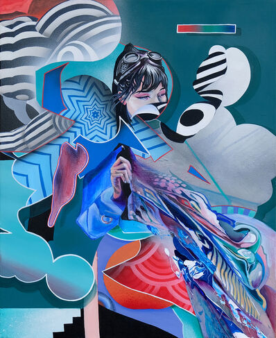 Abram Aleo, 'Open Surrender', 2019