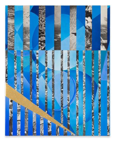 Anna Ostoya, 'Circles and Stripes', 2016