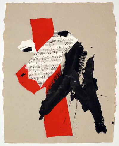 Robert Motherwell, 'M', 1991
