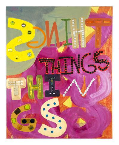 Samuel Jablon, 'THINGS', 2014