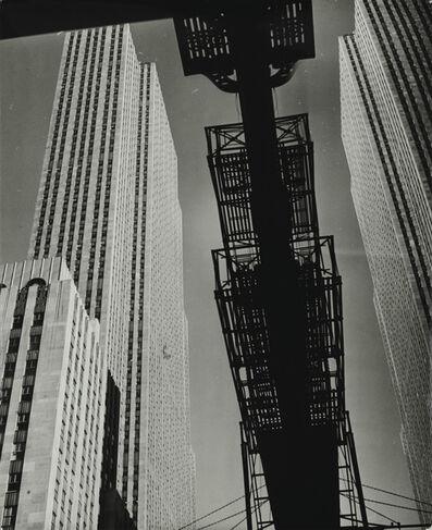 Andreas Feininger, 'RCA Building', 1940s