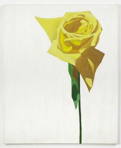 Peter Stämpfli, 'Sans titre (Rose Jaune) ', 1963