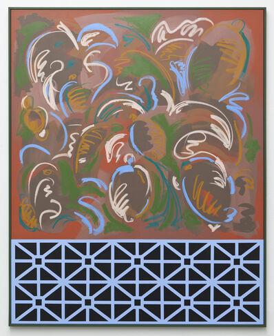Sol Calero, 'Solo Pintura II', 2018