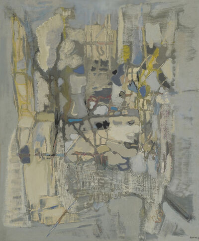 Abdelkader Guermaz, 'Composition', N/A