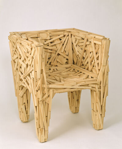 Humberto and Fernando Campana, 'Favela chair', 2002