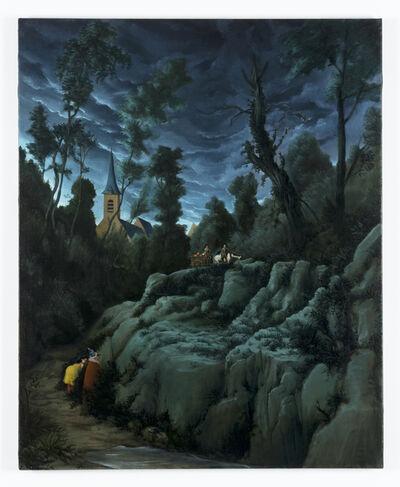Antoine Roegiers, 'La fuite ', 2020