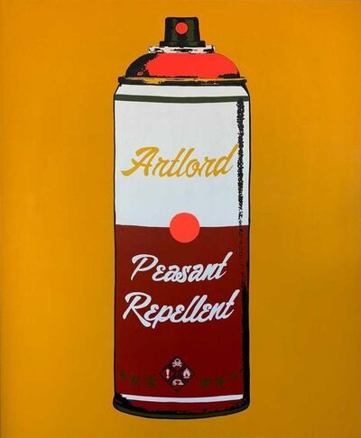 Artlord, 'Peasant Repellent (Yellow)', 2021