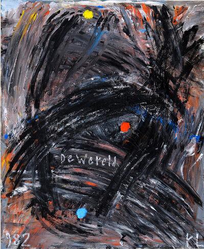 Reinier Lucassen, 'Dewereld', 1982