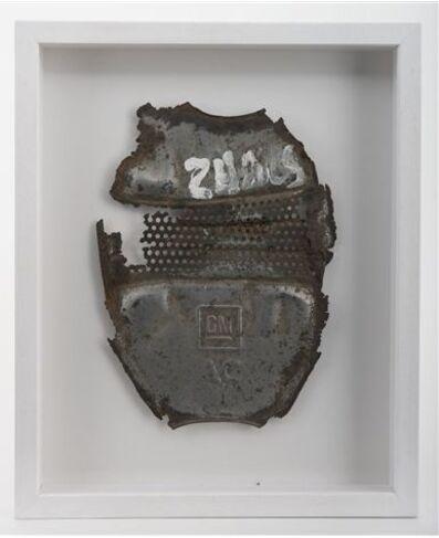 Herbert Zangs, 'Untitled', 2000