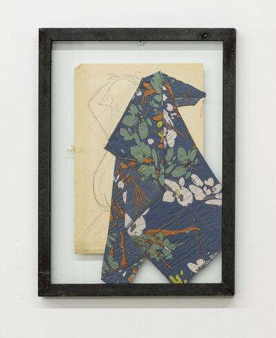 Dominik Lang, 'Dressed nudes (blue)', 2015