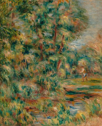Pierre-Auguste Renoir, 'Jardin de Cagnes', ca. 1905